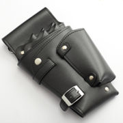Black Barber Tool Bag