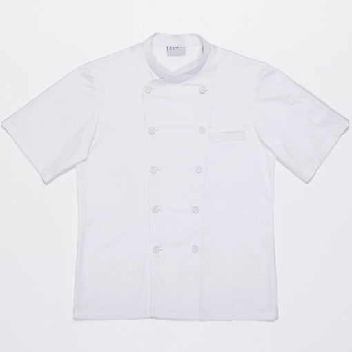 Black Gray White Short Sleeve Shirt