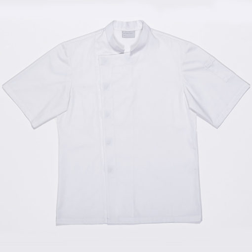 Black Gray White Short Sleeve Shirt