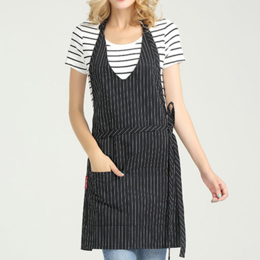 6 Colors Long Poly Cotton Apron