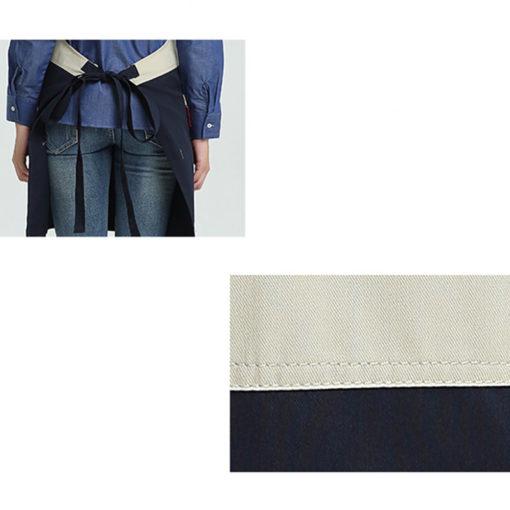 Long Polyester Cotton Apron