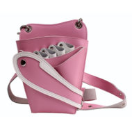 White Pink Hairdresser Holster