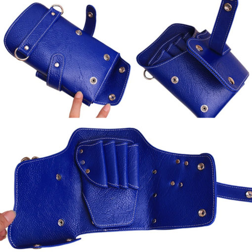 Black Brown Blue Red Barber Holster
