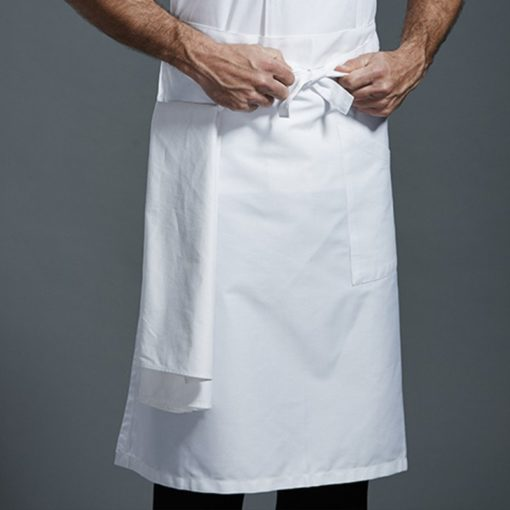 5 Colors Polyester Cotton Waist Apron