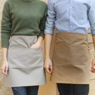 Canvas Waist Apron Cotton Straps