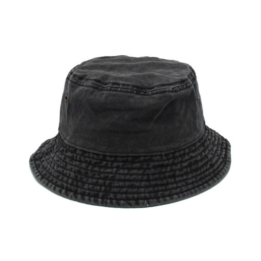 Cotton Bucket Hat Outdoor Fishing Beach Sun Cap