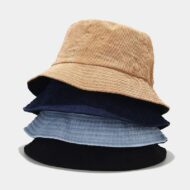 Double Sides Bucket Cap Outdoor Beach Sun Hat